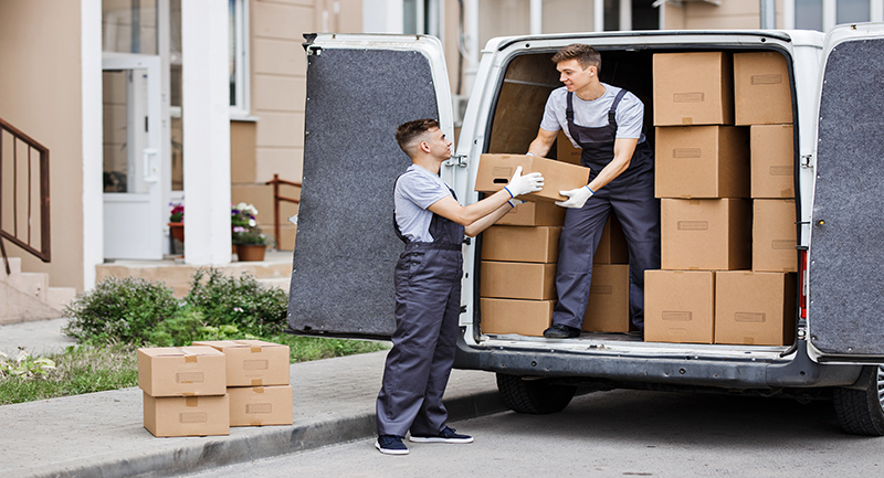 Man And Van Removals in Oxford Oxfordshire